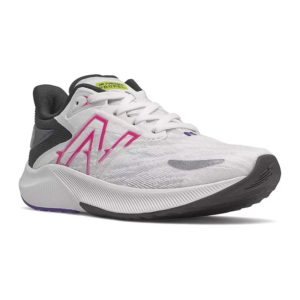 New Balance | FuelCell Propel v3 – White / Deep Violet