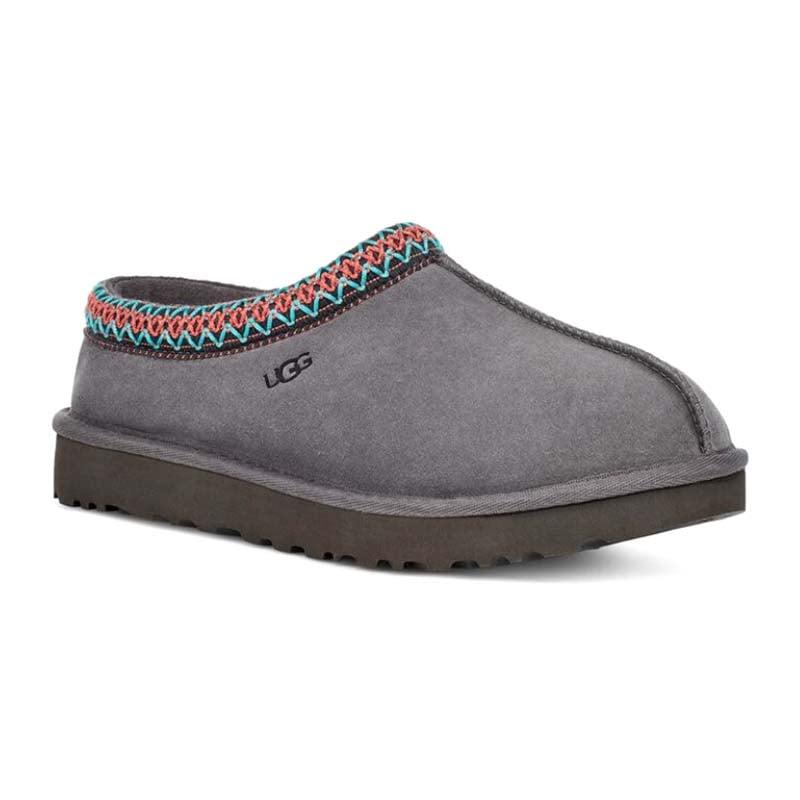 UGG Women Tasman Slipper Dark Grey