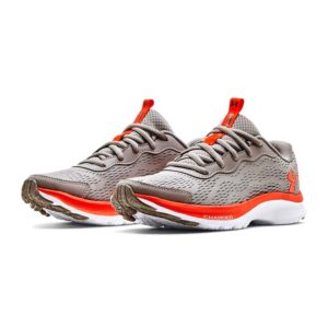 Under Armour | UA Charged Bandit 7 Lace-Up – Grey Wolf / White