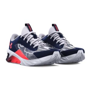 Under Armour | UA Charged Scramjet 4 Bungee – Midnight Navy / Mod Grey