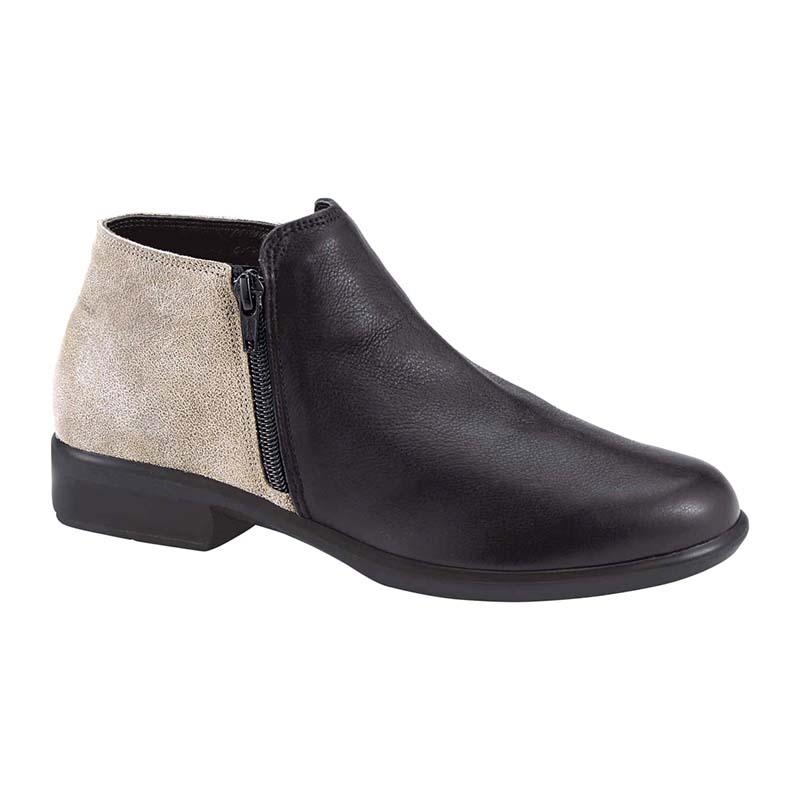 NAOT Women Helm Soft Black Speckled Beige